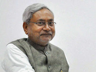 Chief Minister of Bihar Nitish Kumar
