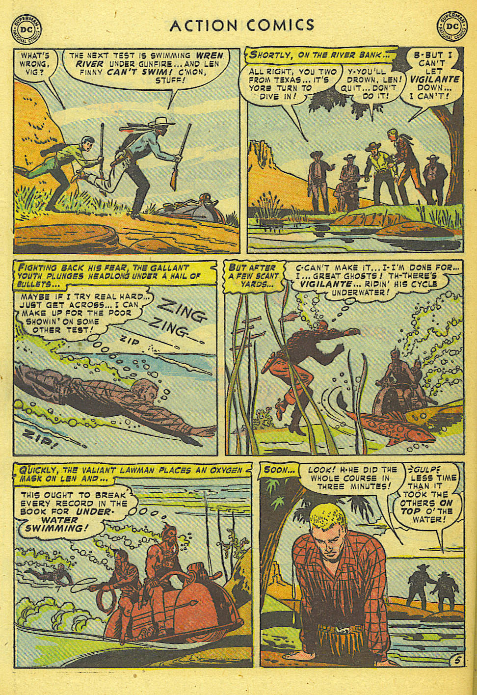 Read online Action Comics (1938) comic -  Issue #168 - 31