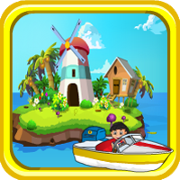 Games4Escape Island Wind …