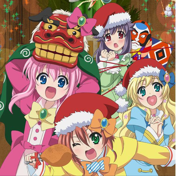 Download Ost. Tantei Opera Milky Holmes: Fun Fun Party Night♪ ~Ken to Janet no Okurimono~ Terbaru