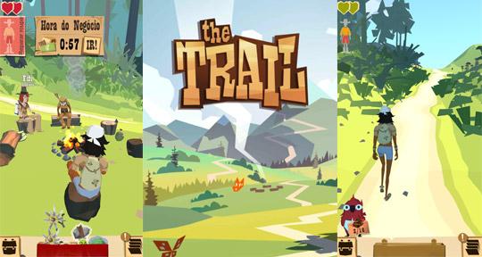 telas do jogo the trial