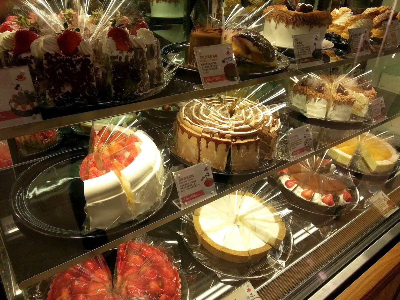 千年女王: ITALIAN TOMATO 蛋糕 / Coffee Superior E 餐廳