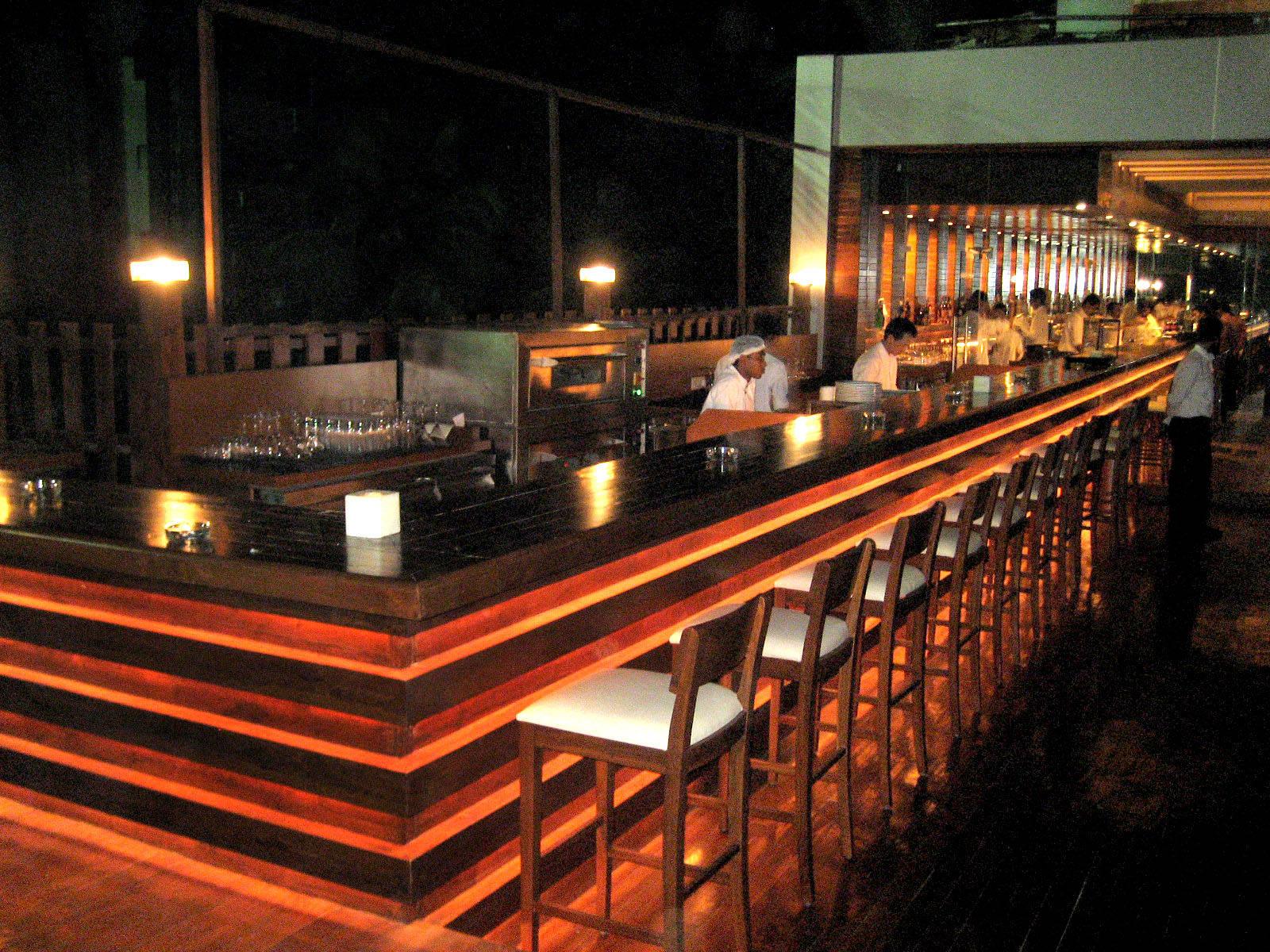Veit talks bars vs beats for Barras para bar rusticas