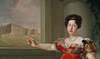 Museo del Prado. Isabel de Braganza