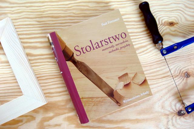 Książka Stolarstwo. Materiały, narzędzia, techniki, projekty