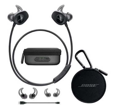 Gambar Earphone Bose SoundSport