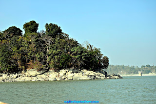 Umananda Island View