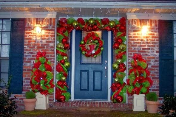 1 tips feng shui prosperidad donde ubico el arbol de navidad for Como decorar una puerta en navidad