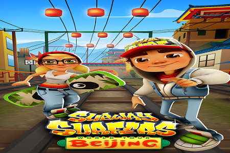 Paris Subway Surfers Game Roid Free Download
