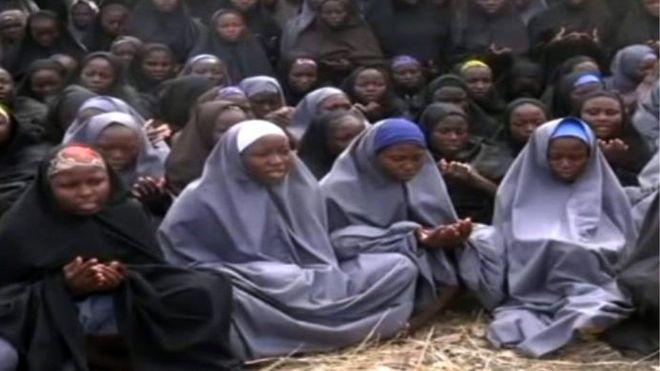 Chibok girls kidnapper Haruna Yahaya jailed in Nigeria