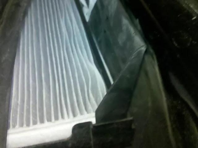 Quand et comment changer un filtre à air de cabine