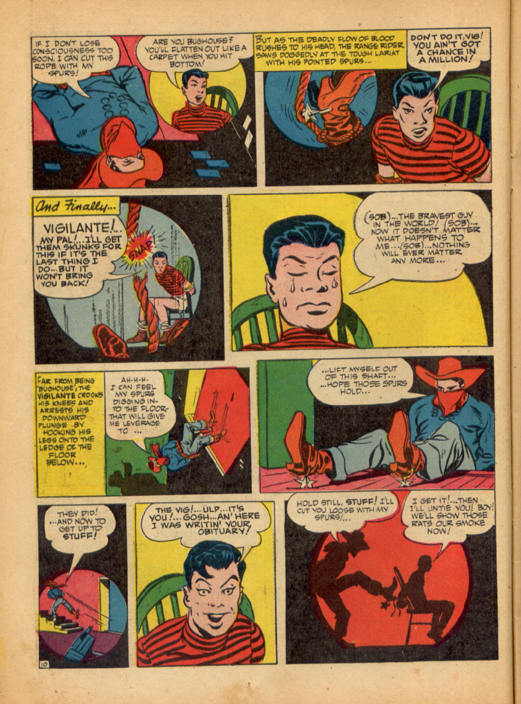 Read online Action Comics (1938) comic -  Issue #48 - 26