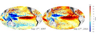 Cholera-like disease 'piggybacking' on El Niño to reach new shores