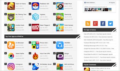 5+ Situs Download APK Android Terbaik dan Terpopuler 4