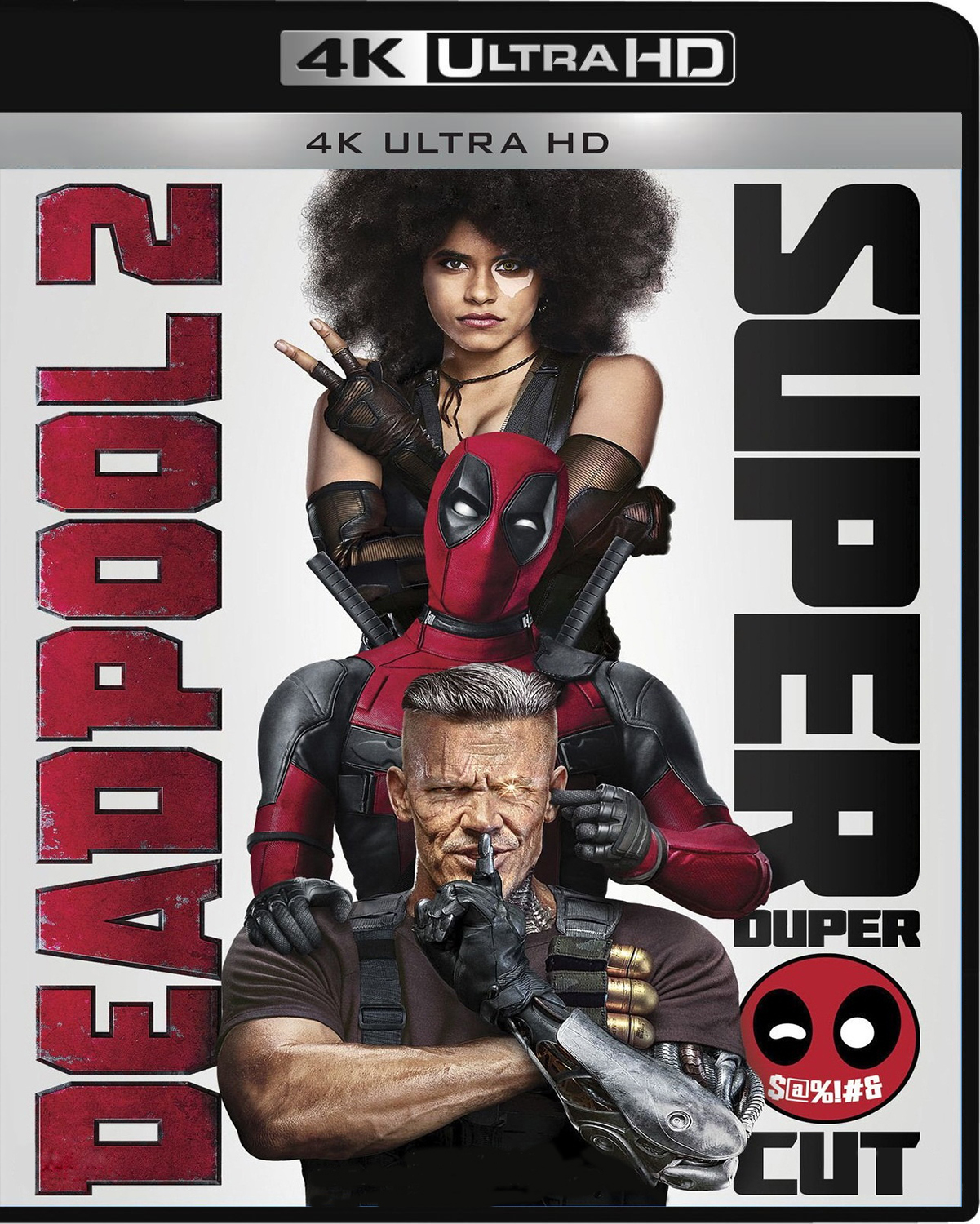 Deadpool 2 [2017] [UHD] [2160p] [Latino]