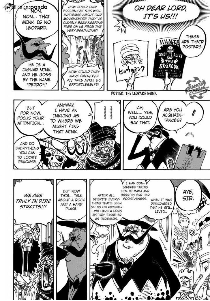 One Piece Ch.834