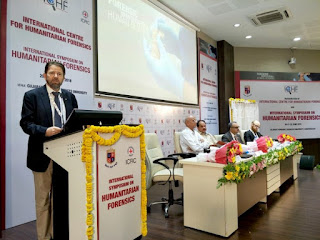 World's First International Centre for Humanitarian Forensics Launched in Gujarat