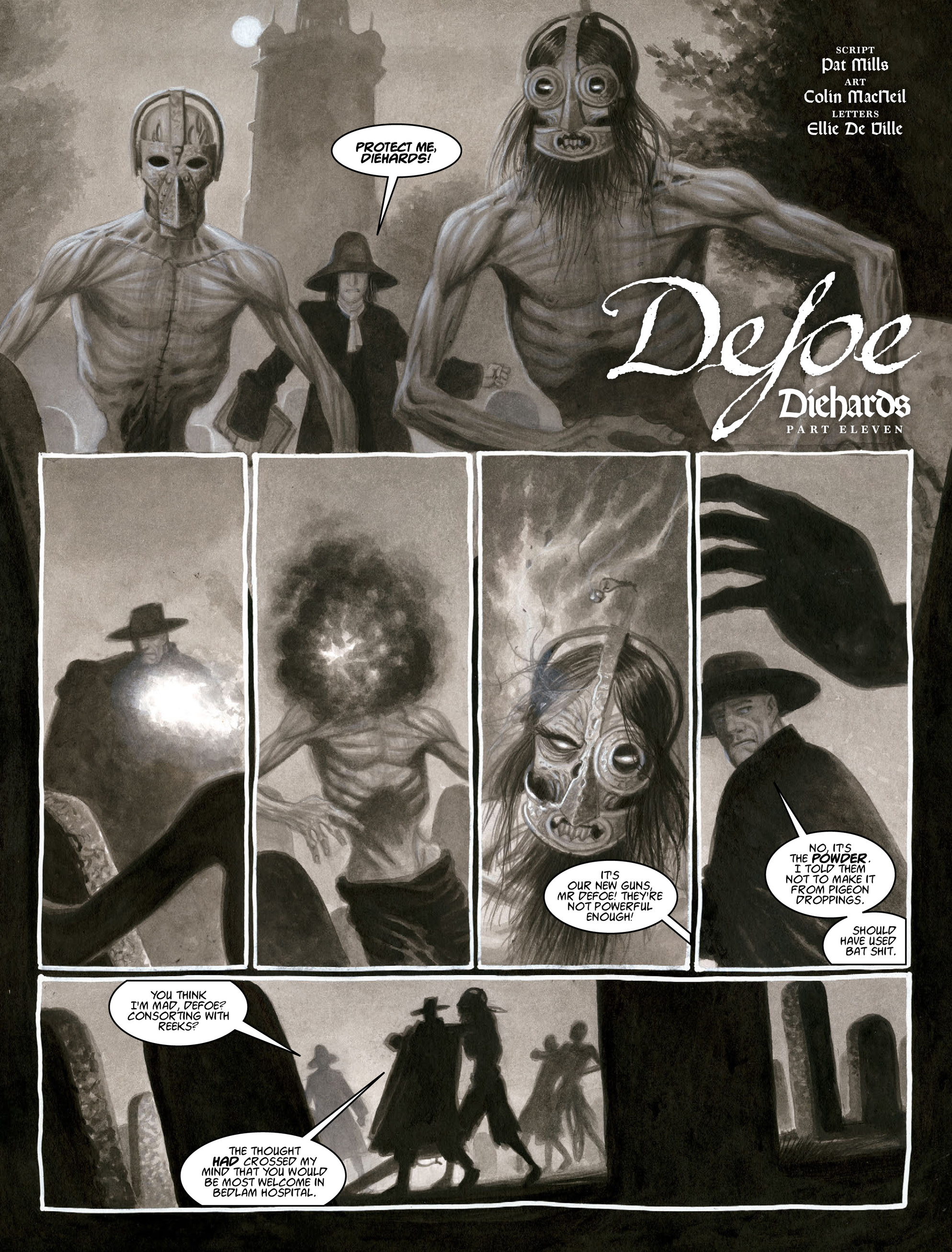 Read online 2000 AD comic -  Issue #2036 - 15