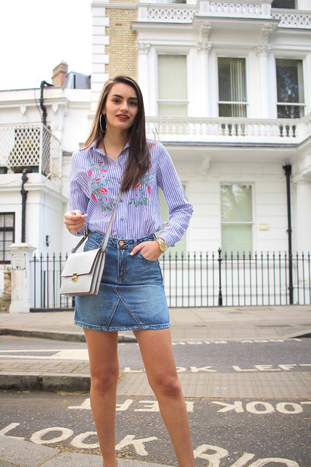 peexo embroidered shirt primark