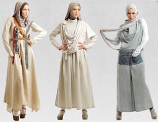 Model-model pakaian muslim terbaru 2017 Dan 2018