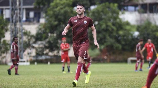 Kena Kasus Pelecehan Simic Bisa Main Di Newcastle Vs Persija 2019