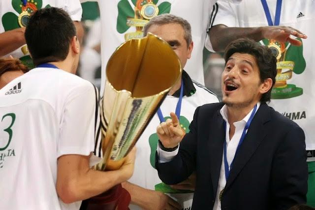 Ας φύγει ο Γιαννακόπουλος και ας έρθει ο… Τσάκας!