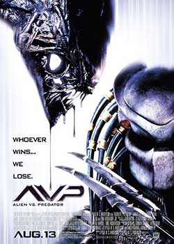 Alien Vs Predator 2004 UNRATED Dual Audio 900MB Hindi BluRay 720p at movies500.site