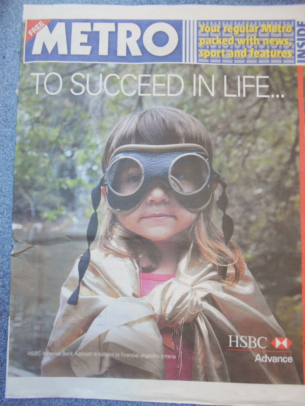 Fruits of Success: HSBC ADVANCE on cute emotion- How to