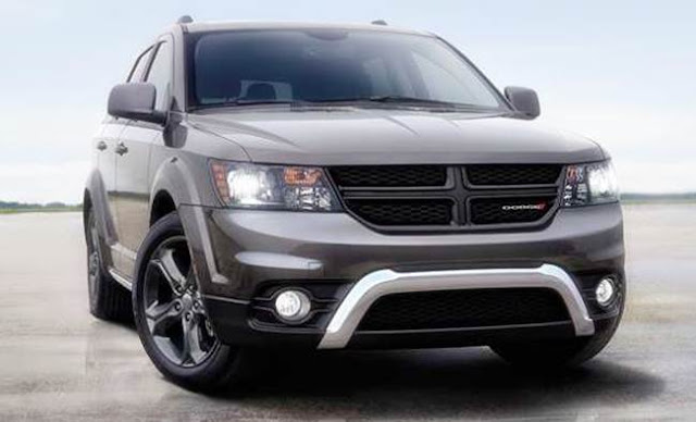 2017 Dodge Journey SXT Price