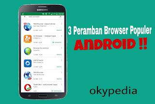 Peramban Web Android