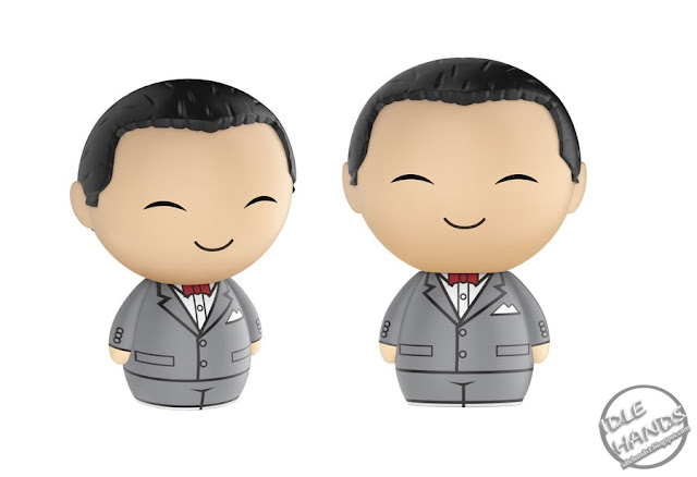 Toy Fair 2017 Funko Pee-wee Herman Dorbz