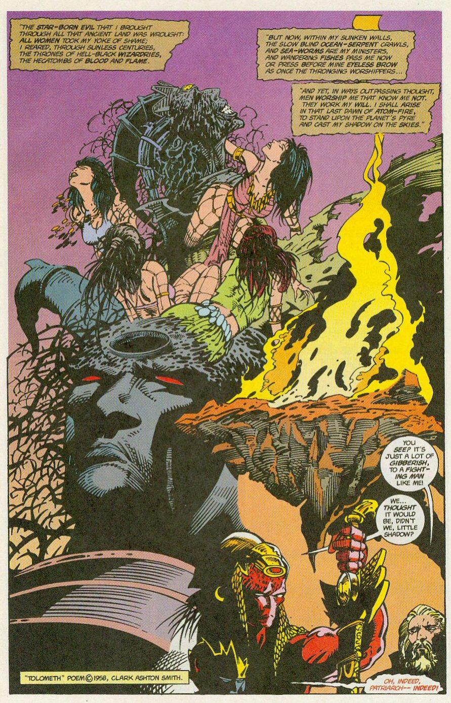 Read online Conan the Adventurer comic -  Issue #13 - 13