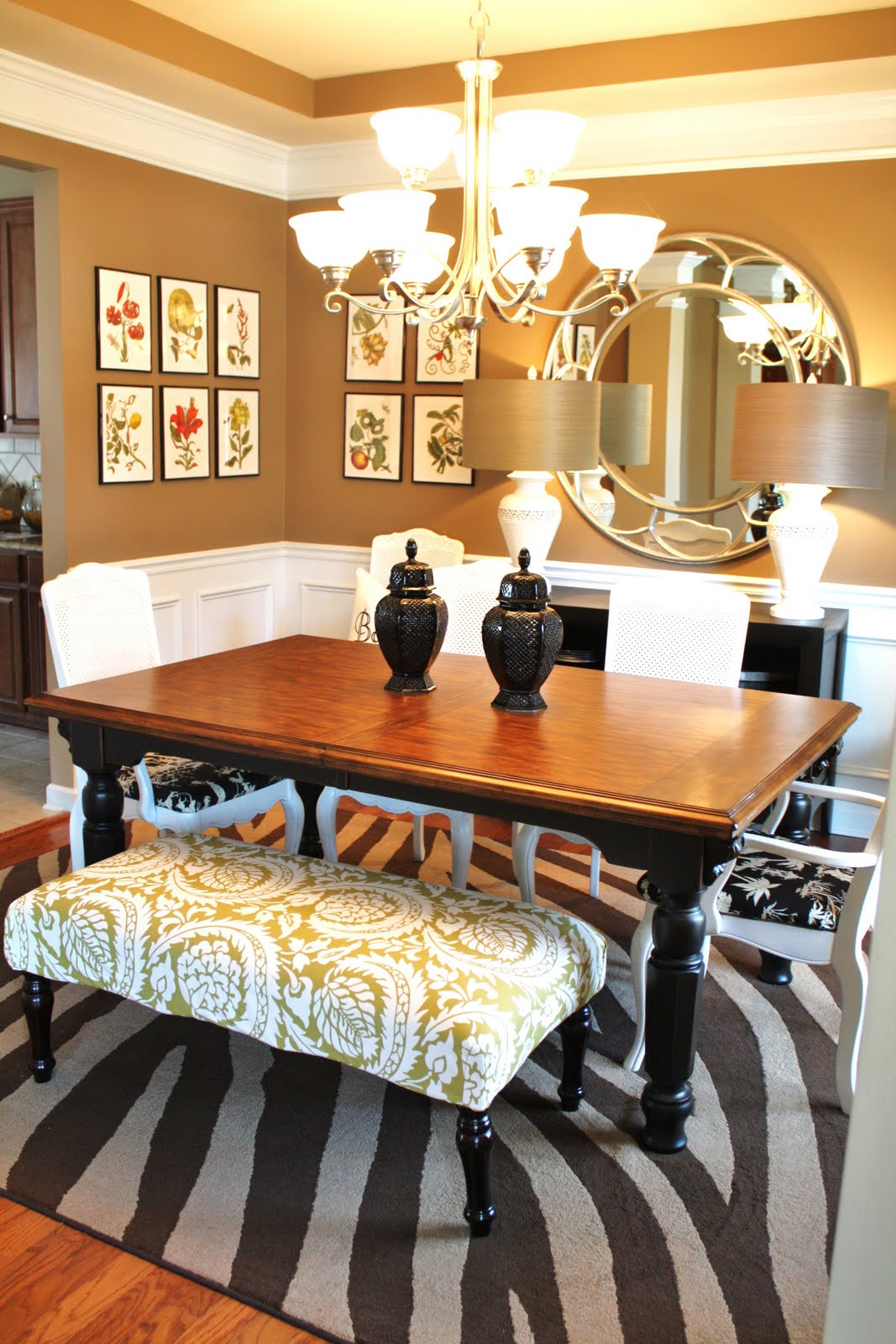 see through dining chairs small drop leaf table with 2 our room the details emily a clark