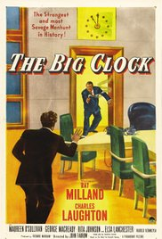 Watch The Big Clock Online Free 1948 Putlocker