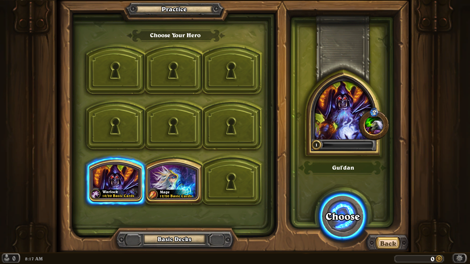Summary -> Paladin Secrets Hearthstone Icy Veins