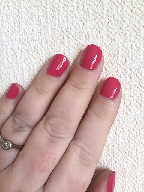 Rimmel Super Gel Beach Ready Collection Sun Fun Daze Swatch