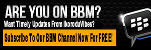 JOIN US ON BBM FOR FAST UPDATES