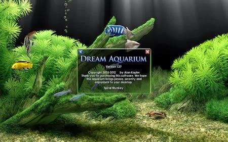 Dream aquarium screensaver download software for - Dream aquarium virtual fishtank 1 ...
