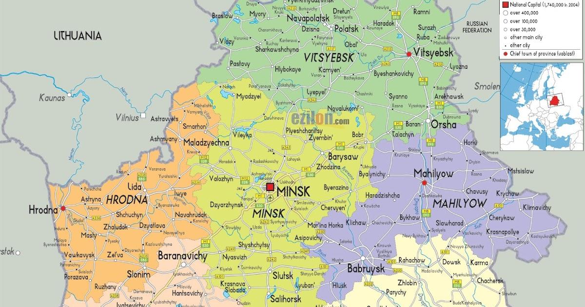 Business Trading Yourgames Harta Rutiera Belarus