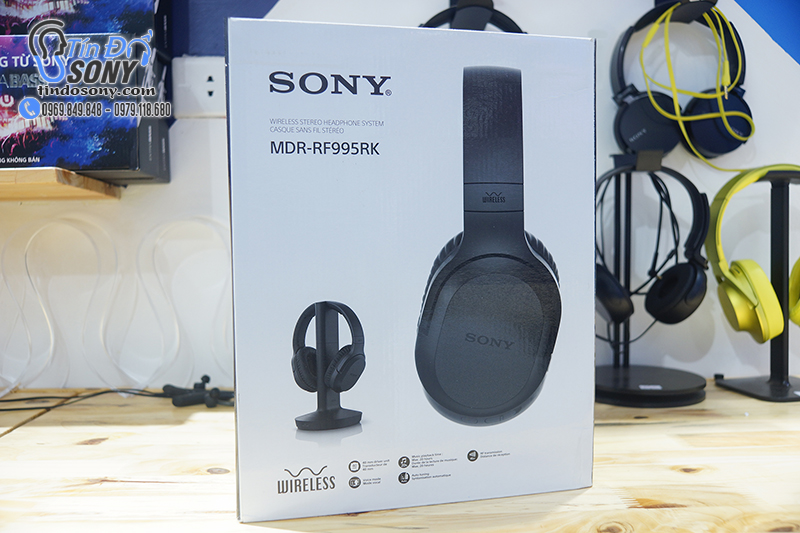 Sony MDR-RF995RK (Like New Fullbox)