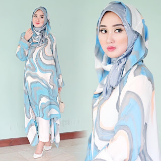 Trend Baju Muslim 2017