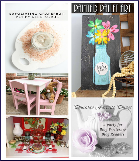 Eclectic Red Barn: Thursday Favorite Things