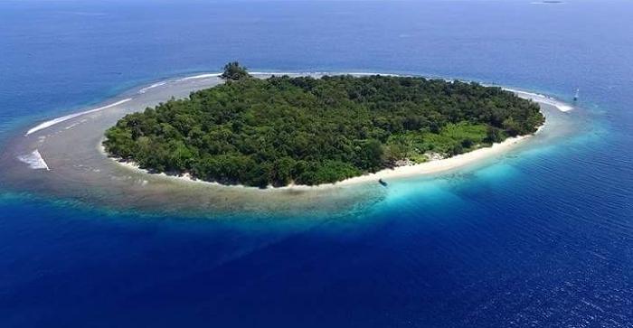 Pulau Sirandah, Padang