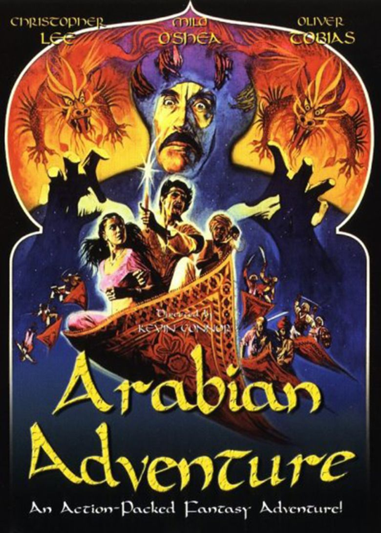 Arabian Adventure (1979) ταινιες online seires oipeirates greek subs