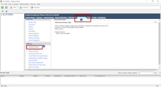 Perkenalan dan Installasi VMWare vSphere Client di Windows