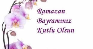 Ramazan Bayrami mesajlari
