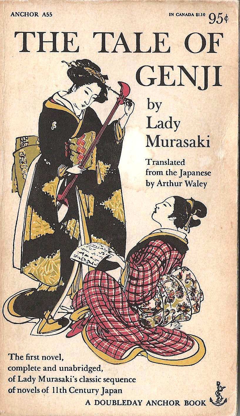 characteristics of the tale of genji In the tale of genji written by murasaki shikibu, each character possesses distinctive yet consistent characteristics however, few characters show signs of personal growth with the.