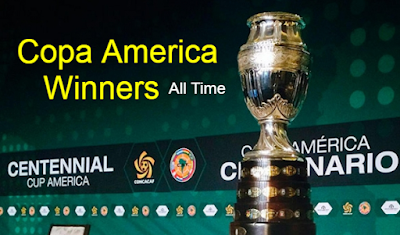 copa América, copa america, champions, winners, teams, detail, 1916,2019.