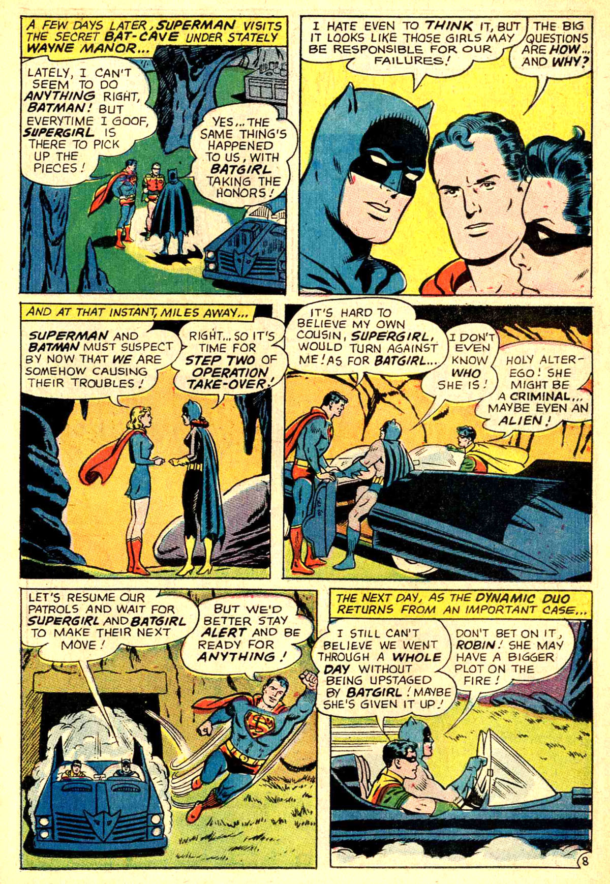 Read online World's Finest Comics comic -  Issue #169 - 11