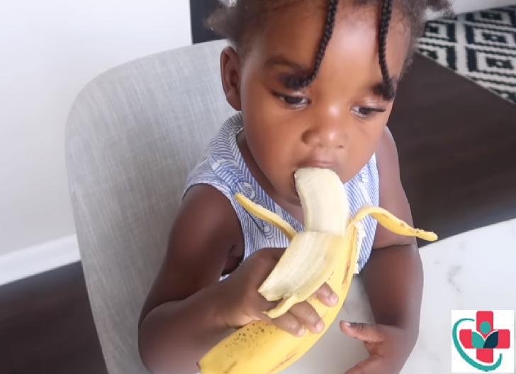 Why you should include bananas in your child's diet